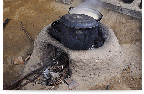 Construction of LOLA Stoves
