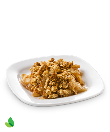 Apple Crisp image