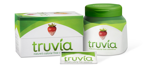 What is Truv&#237;a<sup>&#174;</sup> sweetener?