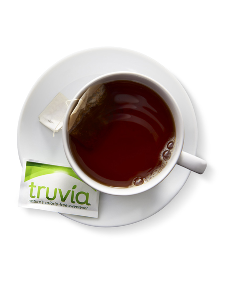 What are the ingredients of Truv&iacute;a<sup>&reg;</sup> natural sweetener?