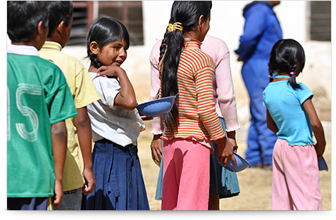 Why School Meals and Why Bolivia?