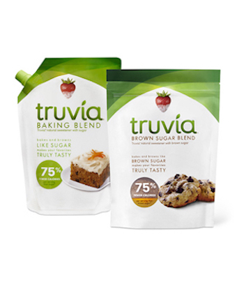 <br />Can Truv&#237;a<sup>&#174;</sup> natural sweetener be used in cooking and baking?